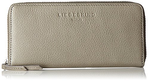 Liebeskind Berlin Women Sally7 Vintage Wallet, Black (Black), 2.5x9.5x19.5 cm