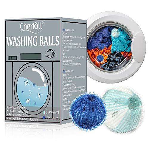 Tierhaarentferner Waschmaschine,Waschbälle, Waschmaschine Trockner Bälle,Waschmaschine Ball,Fusselbälle, Waschkugeln Fusselbälle,Waschkugel...