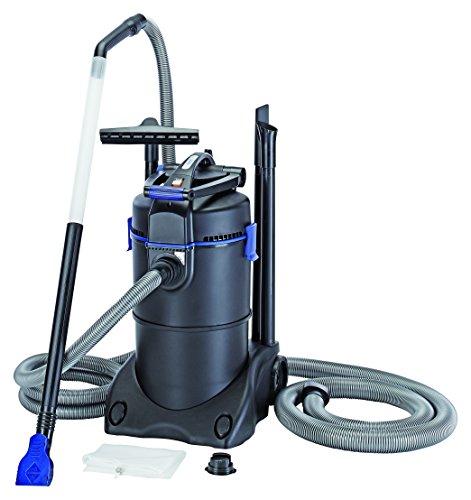 Oase PondoVac 3 Teichschlamm Sauger 1600 W 4000 l / h - Bodenreinigung und Wasseraufbereitung ohne Unterbrechung dank patentierter Technik für Gartenteich...