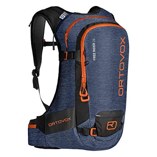 Ortovox Free Rider 24 Rucksack, 56 cm, 24 L, Night Blue Blend