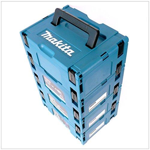 Makita Makpac 2 Transportbox Systemkoffer 4er Set