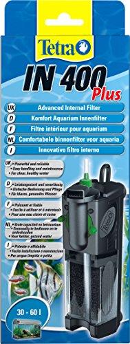 Tetra IN 400 plus Innenfilter, zur biologischen und chemischen Filterung) geeignet für Aquarien mit 30 bis 60 Liter