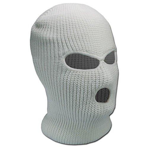 Mil-Tec balaclava Commando white