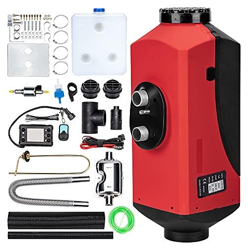 maXpeedingrods 12V Diesel Standheizung Luftheizung Air Diesel 5KW Für Wohnmobil Auto KFZ PKW LKW