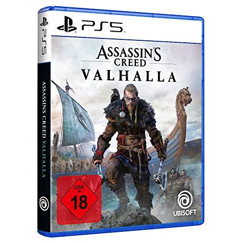 Assassin's Creed Valhalla - Standard Edition   Uncut - [PlayStation 5]