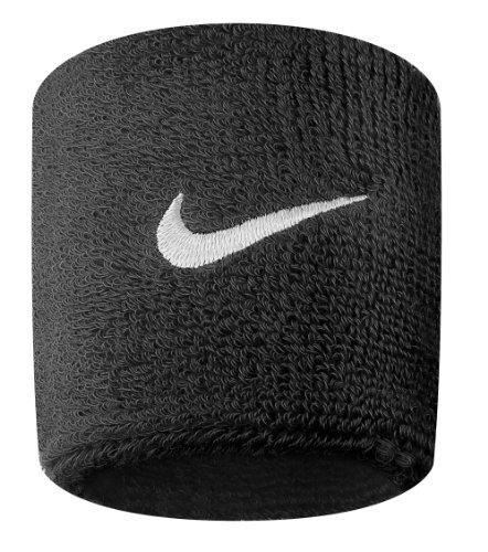 Nike Swoosh Wristband Black