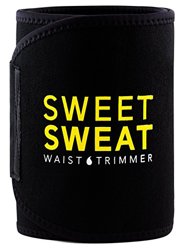 Sports Research Taille Trimmer Mit Probe Von Sweet Sweat Workout Enhancer Gel, Medium