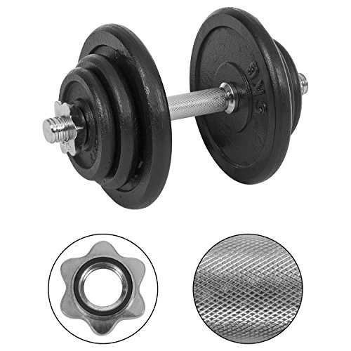 Sport-Tec Kurzhantel-Set, 20 kg
