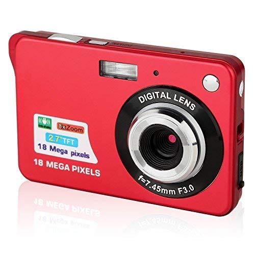 Digitalkameras, Kompaktkameras Camcorder Weihnachts Geschenk Kamera HD 2,7 Zoll 18.0 Megapixel Mini Videokamera Fotografie