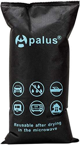 Apalus Luftentfeuchter Auto Wiederverwendbar, Entfeuchter-Kissen für Beschlagene Autoscheiben, Auto-Winter-Zubehör für Wohnmobile, Garage, Wohnung, Bad,...