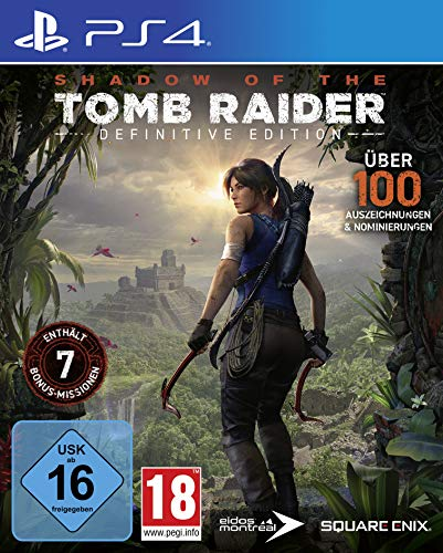 Shadow of the Tomb Raider Definitive Edition (PS4)