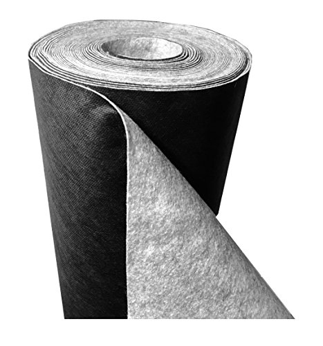 """180 g/m² - Unkrautvlies bzw. Unkrautschutzvlies """"Premium Plus"""" (L) 25 m x (B) 1,0 m = 25 m²"""