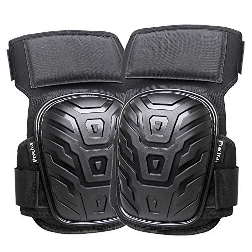 Knee pads, Preciva knee pads with sponge padding knee pads for building, gardening (knee pads)