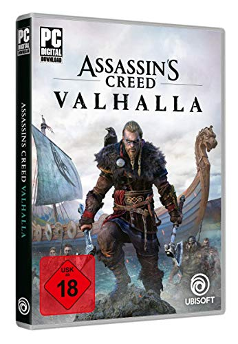 Assassin's Creed Valhalla Standard Edition | Uncut - [PC] - [Code in a box - enthält keine CD]