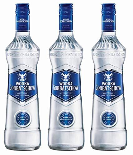 Wodka Gorbatschow 37,5% Vol. - 3 x 0.7 l