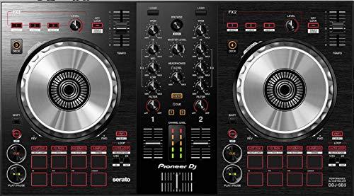 Pioneer DJ DJ Controller schwarz (DDJSB3)