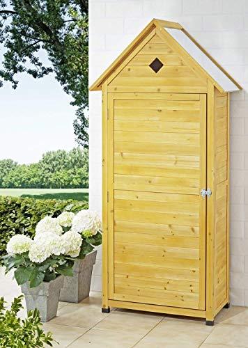 Merschbrock Trade GmbH großer Garten und Geräteschrank