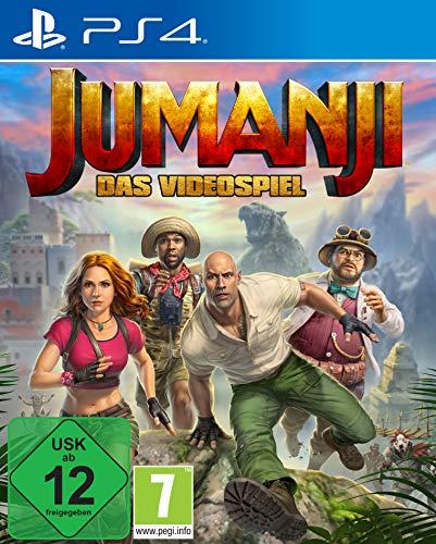 JUMANJI: The Video Game - [PlayStation 4]