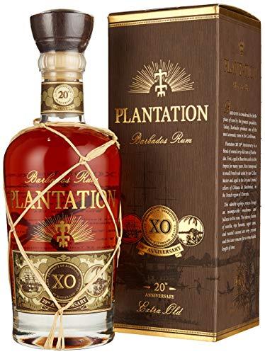 Plantation Barbados Extra Old 20-vuotisjuhlamommi 70cl