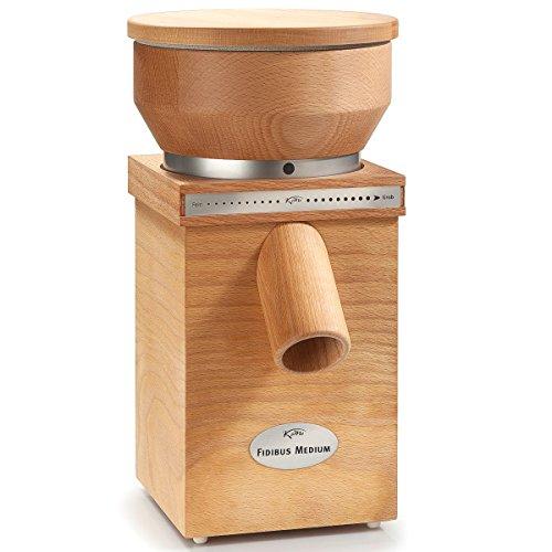 KoMo Fidibus Medium Getreidemühle (360 Watt, Holz)