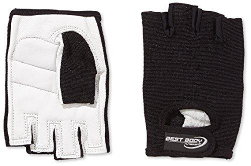 Best Body Nutrition Power Handschuh, Mehrfarbig (schwarz), L