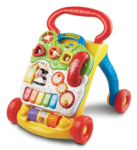 Vtech Baby 80-077074 - Play and Carriage Special Edition, Normal, Colorful Red / Yellow