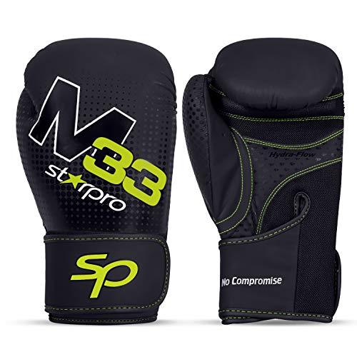 Boxhandschuhe aus bestem Material für Lange Haltbarkeit! Kickboxhandschuhe für Kampfsport, MMA, Sparring und Boxen mit optimaler Schlagdämpfung. Handschuhe mit...