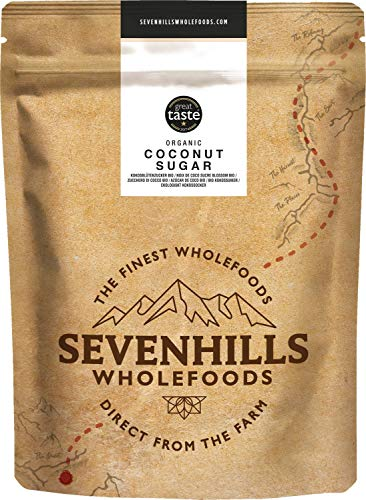 Sevenhills Wholefoods Coconut Blossom Organic 1kg
