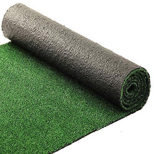 Rasenteppich Gesamthöhe 7 mm 1400 gr Gesamtgewicht Rasenteppich (100 cm x 100 cm)