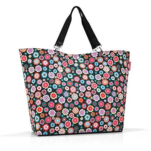 reisenthel shopper XL 68 x 45,5 x 20 cm / 35 l / happy flowers