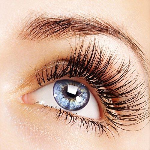 Augenbrauenfarbe - test