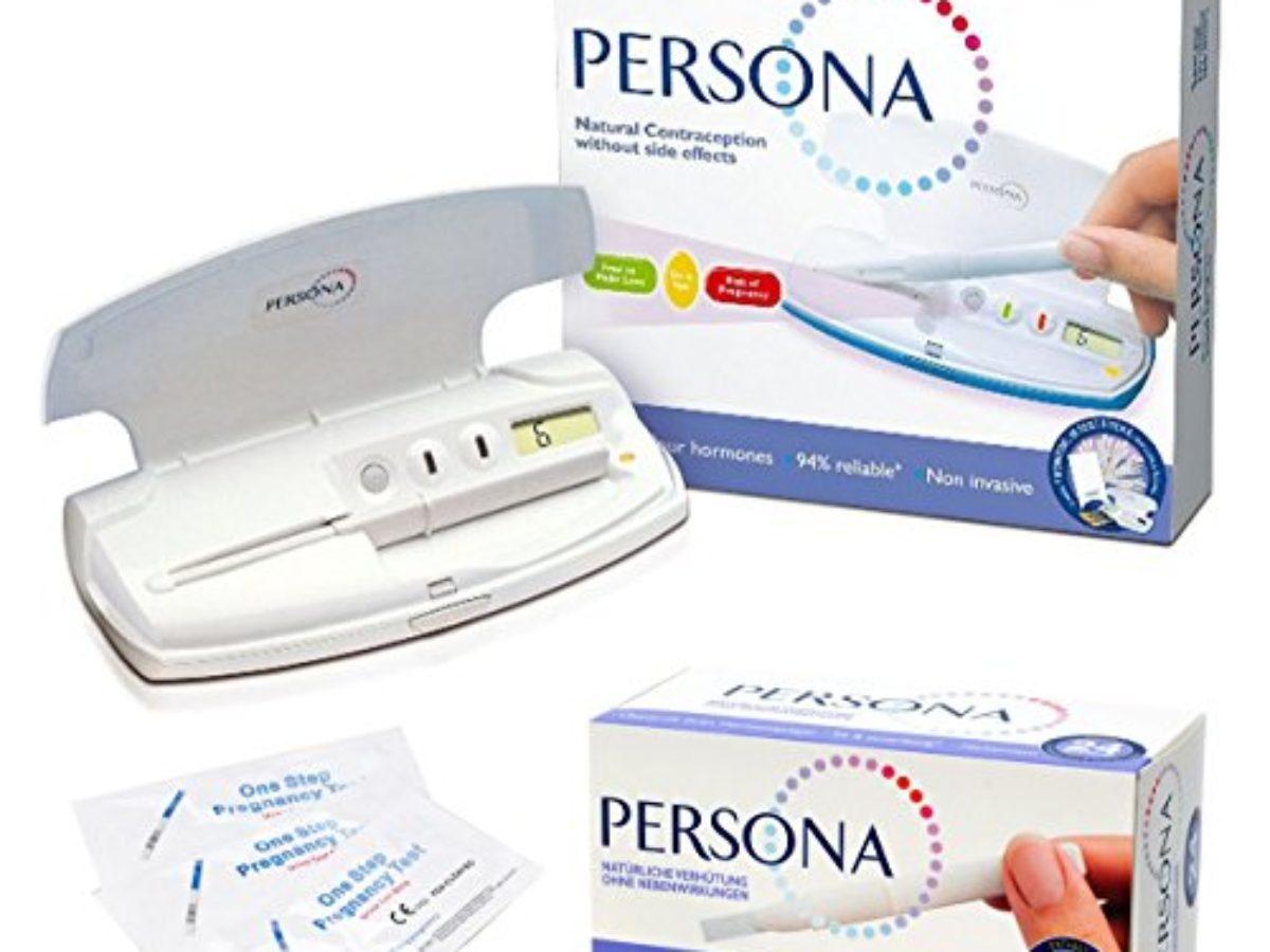 Persona Monitor inklusive 9 Teststäbchen und 9 Frühschwangerschaftstests  von AIDE