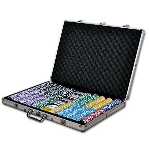 Pokerkoffer 1000