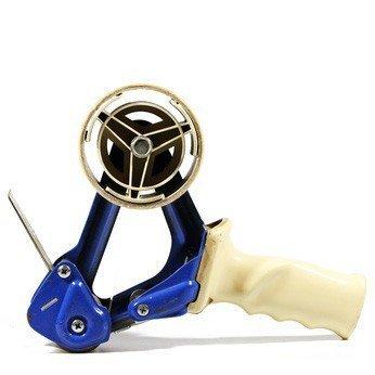 packbandabroller profi packetband handabroller mit bremse. Black Bedroom Furniture Sets. Home Design Ideas