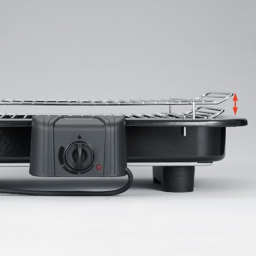 elektrogrill severin pg2790 barbecue elektro tischgrill schwarz test vergleiche kaufe den. Black Bedroom Furniture Sets. Home Design Ideas