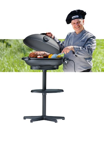 elektrogrill steba vg 350 big barbecue s ulengrill mit. Black Bedroom Furniture Sets. Home Design Ideas