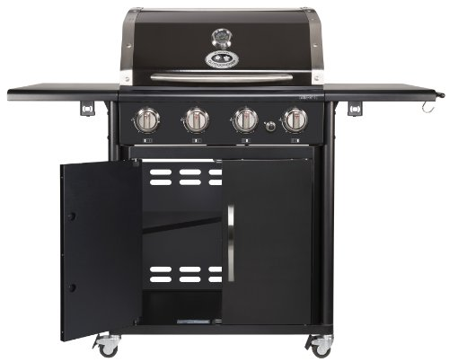 gasgrill outdoorchef canberra 4g schwarz bbq grillstation 4 brenner test vergleich im oktober 2018. Black Bedroom Furniture Sets. Home Design Ideas