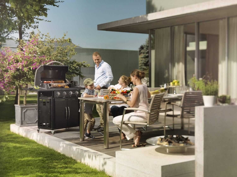 Bester Elektrogrill 2016 : American barbecue elektrogrills im test