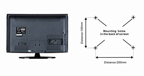 tv wandhalterung invision ultra schlank kompatibel tv. Black Bedroom Furniture Sets. Home Design Ideas