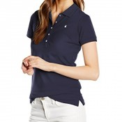 Damen Poloshirt Slim Fit