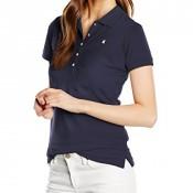 Damen Poloshirt Slim Fit