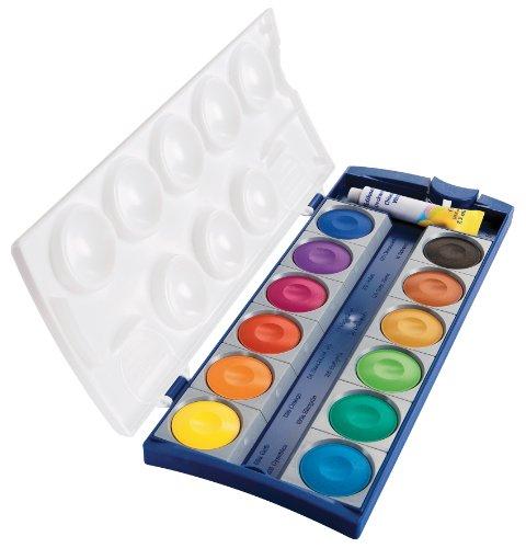 Deckfarbkasten Pelikan K12 12 Farben 1