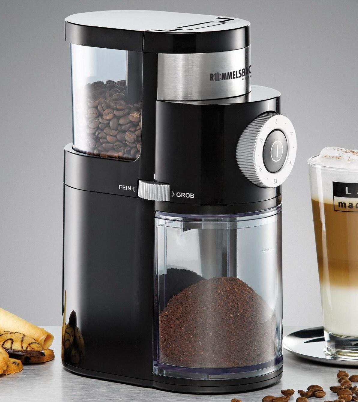 elektrische kaffeem hlen bestseller 2018 die besten kaffem hlen test vergleich im oktober 2018. Black Bedroom Furniture Sets. Home Design Ideas