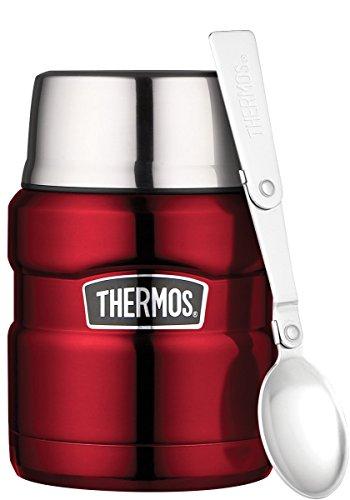 Thermobehälter Thermos Speisegefäß Stainless King 3