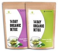 Oferta pachet Silhouette * - 4 ceaiuri verde Finesse + 2 capsule organice de guarana