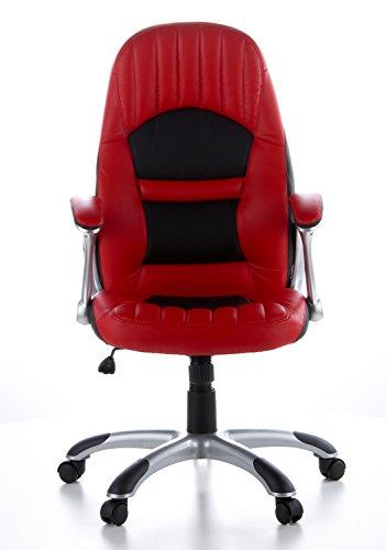gamer stuhl hjh office 621300 gaming stuhl b rostuhl racer im februar 2019. Black Bedroom Furniture Sets. Home Design Ideas