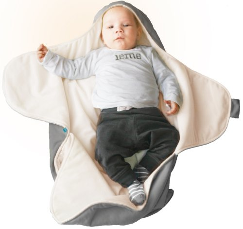 einschlagdecke wallaboo babydecke coco kuschelweiche. Black Bedroom Furniture Sets. Home Design Ideas