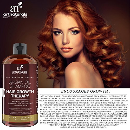 haarwuchsmittel art naturals organisches argan l shampoo 20116 im mai 2018. Black Bedroom Furniture Sets. Home Design Ideas