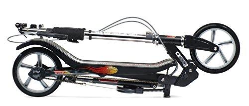 kinderroller east side records tretroller space scooter. Black Bedroom Furniture Sets. Home Design Ideas
