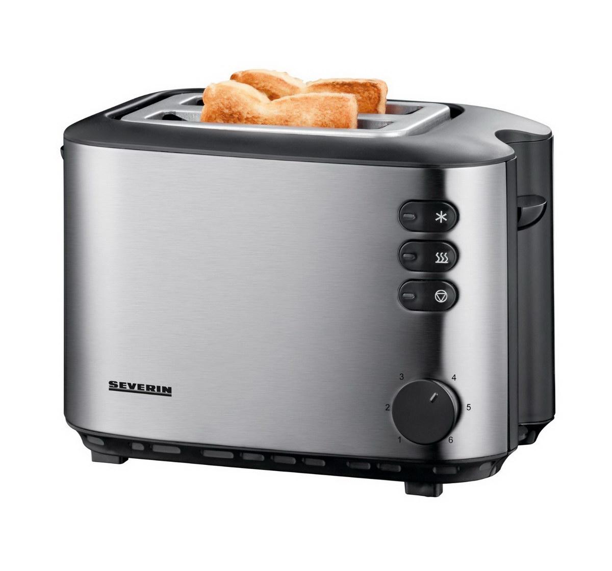 Toaster Bestseller 2018 | Test Die besten Toaster edelstahl Retro ...